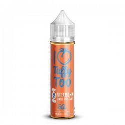 I Love Taffy Too 50ML - Mad Hatter