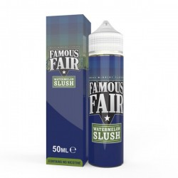 Watermelon Slush 50ML - Famous Fair