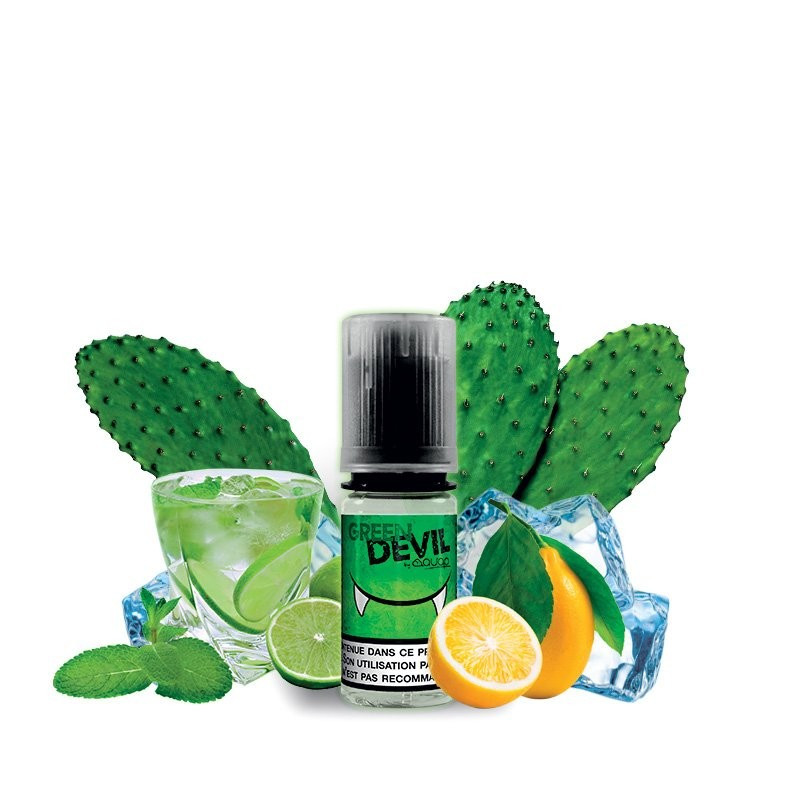 Green Devil TPD 10ML - Avap