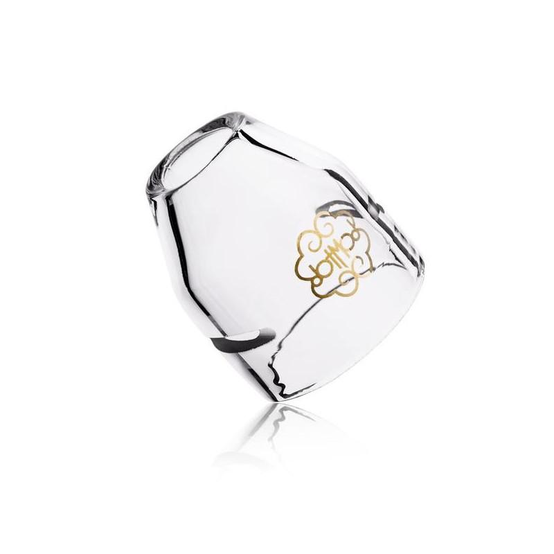Trinity Glass Cap pour dotRDA - Dotmod