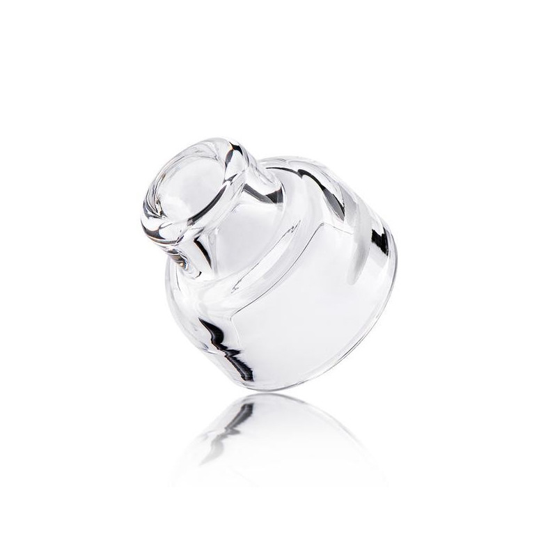 Trinity Glass Cap 22MM pour Petri RDA - Dotmod