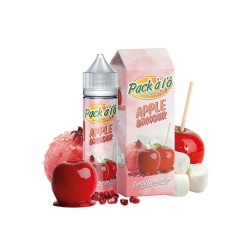Apple D'amour 50ML - Pack à l'Ô