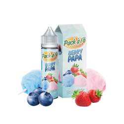 Berry Papa 50ML - Pack à l'Ô