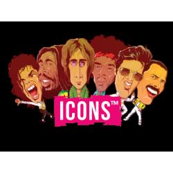 Lot de 6 Sample Icons - Pro Vape