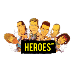 Lot de Sample Heroes