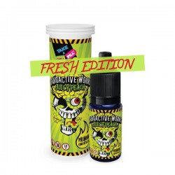 Concentré Radioactive Worms - Juicy Peach Fresh Edition 10ml - Chill Pill