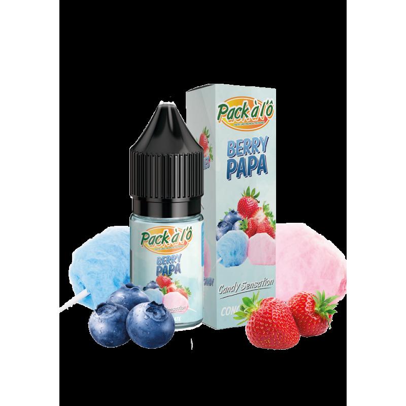 Berry Papa Concentré 10ML - Pack à l'Ô