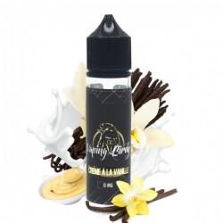 Crème à la vanille 50ML - Vaping Birdy