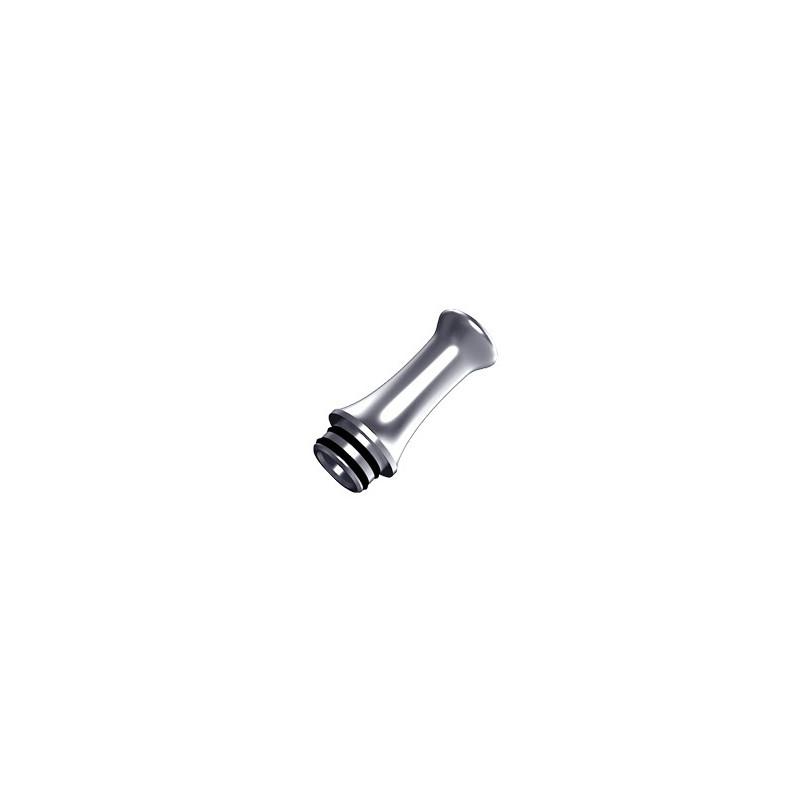 Nautilus 2S Stainless Steel MTL Long Drip Tip - Aspire