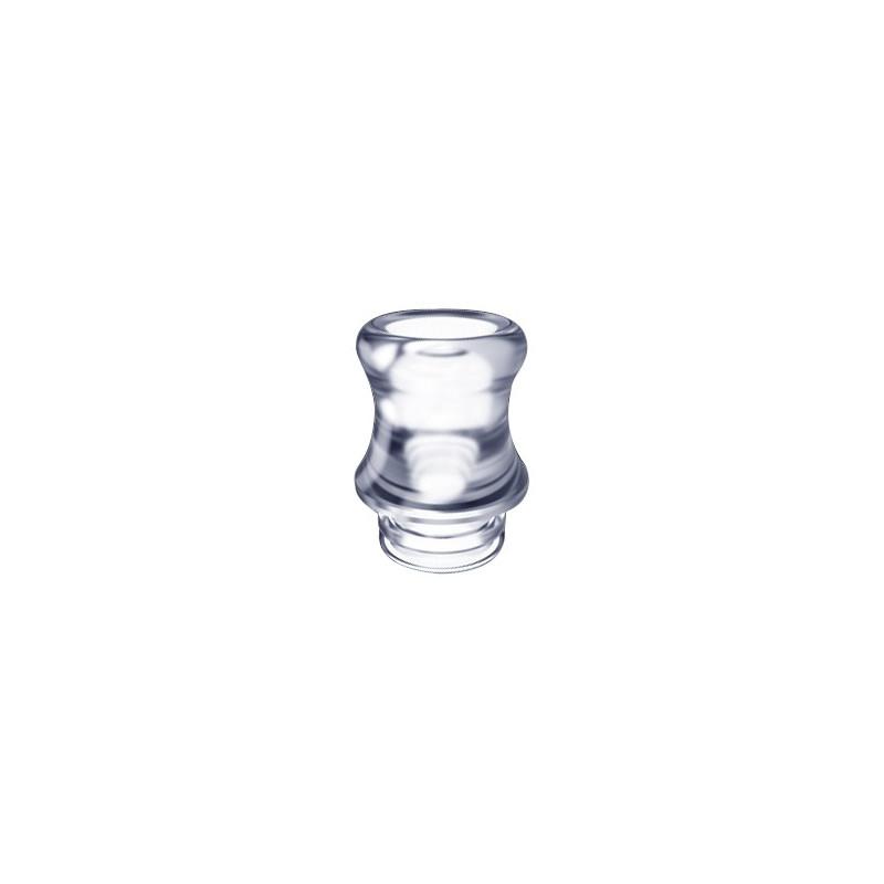 Nautilus 2S Acrylic DL Short Drip Tip - Aspire