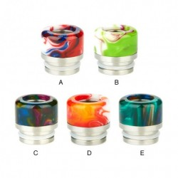 New Resin 810 Drip Tip 0343