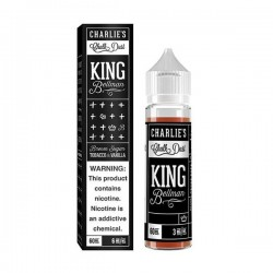 King Bellman 50ml Black Label - Charlie's Chalk Dust