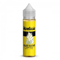 Killer Kustard Honeydew 50ml - Vapetasia