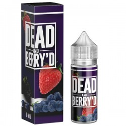 KinetiK Labs - Dead And Berry'D Concentré 30ML - KnK Labs