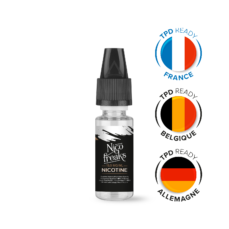 NicoFreaks 10ML 19.9Mgr par 20