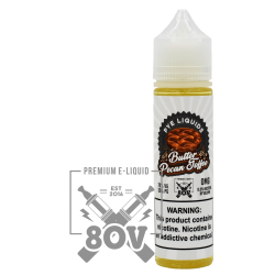 pye liquid-Butter Pecan Toffee 50ML Mix Series - 80V