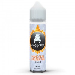 Mandarin Cheesecake 50ML - Jack Rabbit