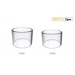 Pyrex Tigon 2ML 22MM / 3.5ML 24MM - Aspire