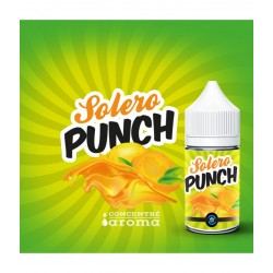 Solero Punch Concentré 30ML - Aromazon