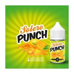Solero Punch Concentré 30ML - Aromazon