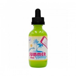 Summer Holidays - Guava Sunrise 50ML - Dinner Lady