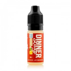Summer Holidays - Lychee Lemonade 10ML - Dinner Lady