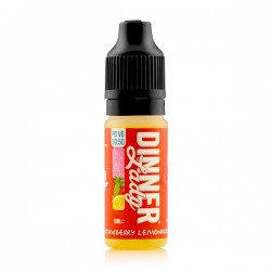 Summer Holidays - Strawberry Lemonade 10ML - Dinner Lady