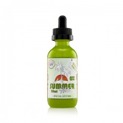 Strawberry Macaroon 50ML - Dinner Lady