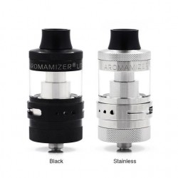 Aromamizer Lite RTA 23MM 3.5ML - Steam Crave