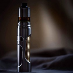 Oldboy Styled Hybrid 18650 Mechanical Mod - Noname Mods