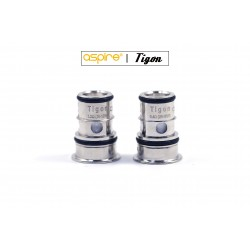 Résistances Tigon Mesh 0.7ohm par 5 - Aspire