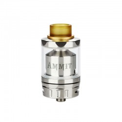 Ammit Dual Coil Version SS - GeekVape