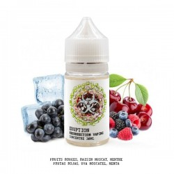 Eruption Concentré 30ML - Resurrection Vaping