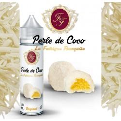 La Perle de Coco 50ML + Booster 10ML - La Fabrique Française