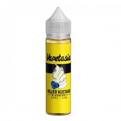 Killer Kustard Blueberry 50ML - Vapetasia
