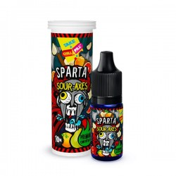 Concentré Sparta – Sour Axes 10ml - Chill Pill