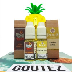 Pack Sample Ananas - Pulp
