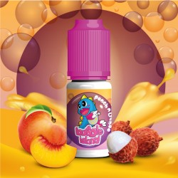 Peach N Lychee Concentré 10ML - Bubble Island