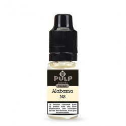 Pulp NS Alabama 10ML par 10 - Pulp Nic Salt