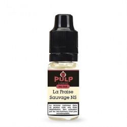 Pulp NS La Fraise Sauvage 10ML par 10 - Pulp Nic Salt