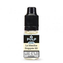 Pulp NS Le Menthe Frappée 10ML par 10 - Pulp Nic Salt