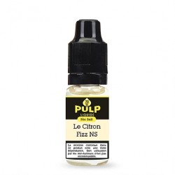 Pulp NS Le Citron Fizz 10ML par 10 - Pulp Nic Salt