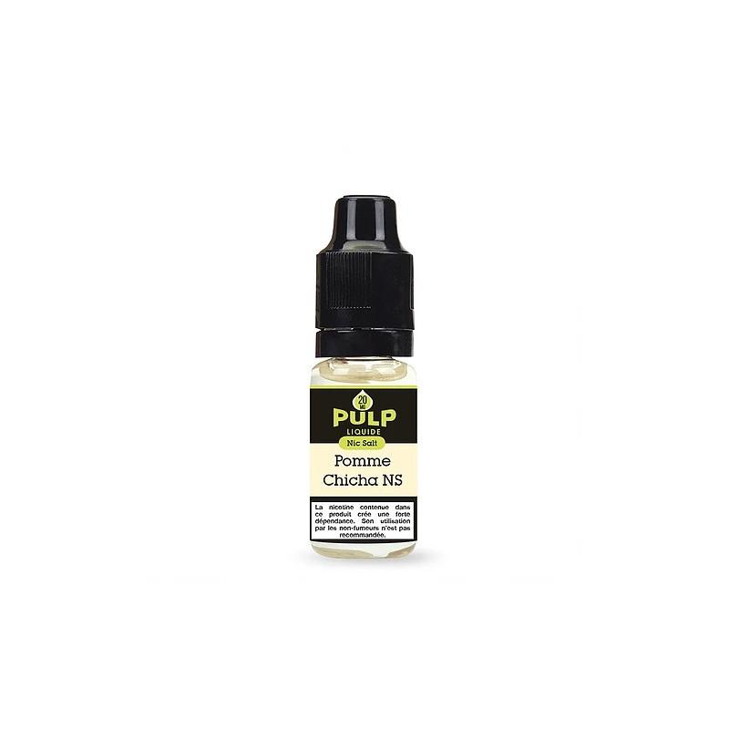 Pulp NS Pomme Chicha 10ML par 10 - Pulp Nic Salt