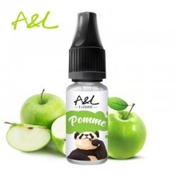 Pomme Verte 10ML - Arômes et Liquides