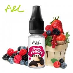 Fruits Rouges 10ML - Arômes et Liquides