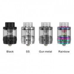 DOOM Mesh RTA 4ML - Damn Vape