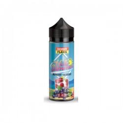 Hello Summer - Raspberry Blueberry 100ML - Horny Flava