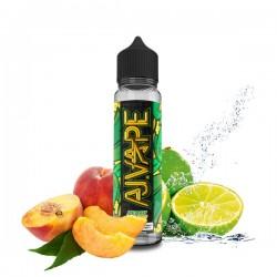 Peach Lemon TPD 50ML - AJ Vape