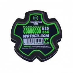 Ni80 Competition Wire 300ft - Wotofo