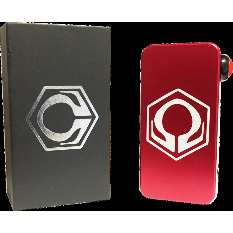 Box HexOhm V 3.0 Anodized - Craving Vapor